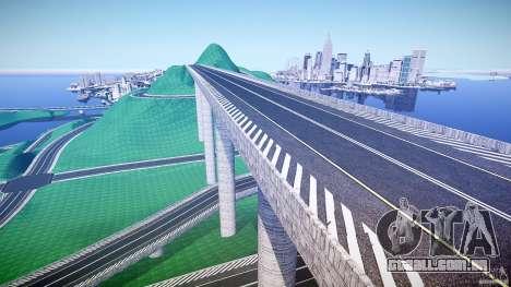 Drift Paradise V2 para GTA 4 por diante tela