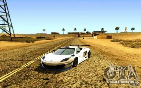 ENBSeries HD para GTA San Andreas quinto tela