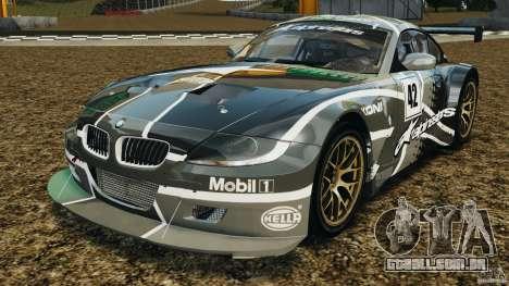 BMW Z4 M Coupe Motorsport para GTA 4