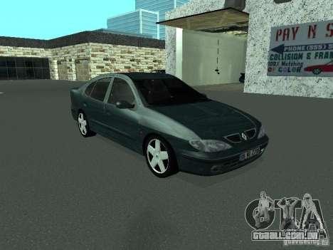 Renault Megane I para GTA San Andreas