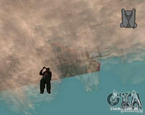 Pára-quedas sem fim para GTA San Andreas