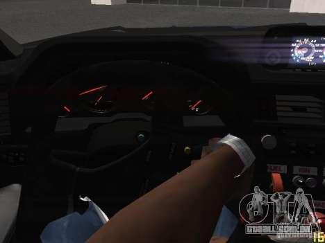 Nissan Skyline GT-R R34 V-Spec para GTA San Andreas interior