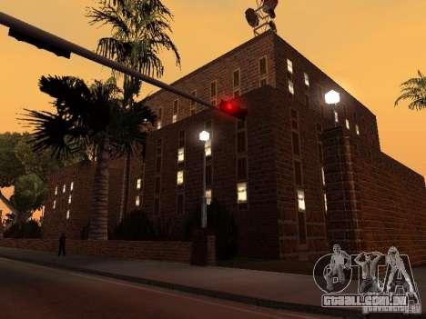 Novo hospital de texturas em Los Santos para GTA San Andreas segunda tela