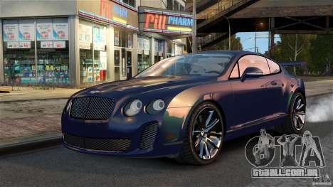 Legacyys ENB 2.0 para GTA 4 por diante tela