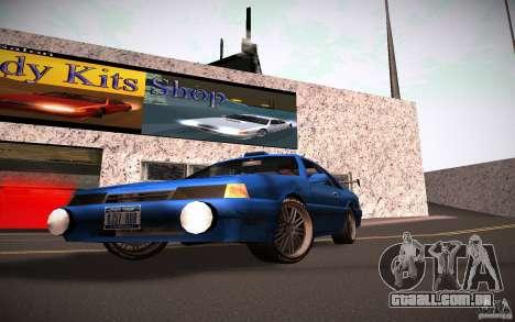 Luzes do HD para GTA San Andreas
