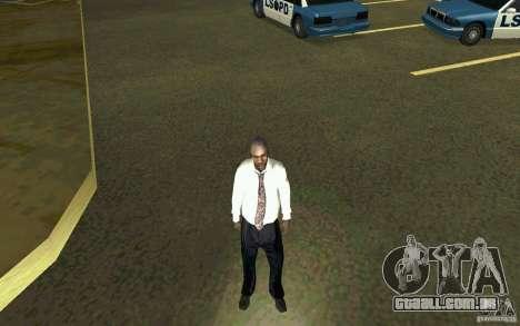Civil HD para GTA San Andreas terceira tela