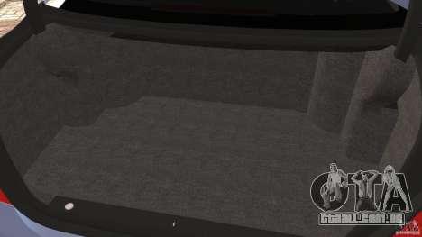 Mercedes-Benz S W221 Wald Black Bison Edition para GTA 4 vista inferior