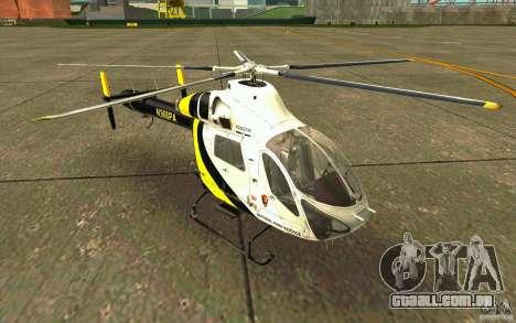 MD 902 Explorer para GTA San Andreas