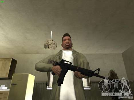 M16A4 para GTA San Andreas