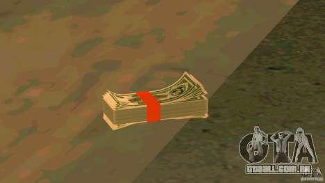 Ações da MMM v1 para GTA San Andreas