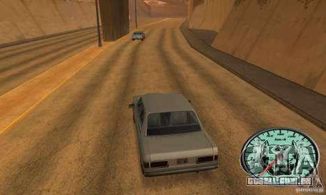 Speedo Skinpack PIT BULL para GTA San Andreas segunda tela