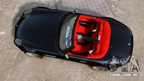 BMW Z8 2000 para GTA 4 vista direita