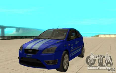 Ford Focus-Grip para GTA San Andreas