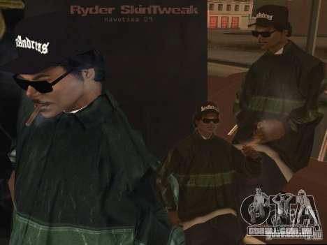 Reteksturizaciâ personagens para GTA San Andreas