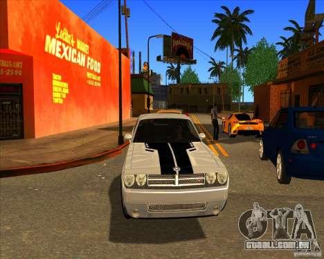 Belo cenário ENBSeries para GTA San Andreas sexta tela