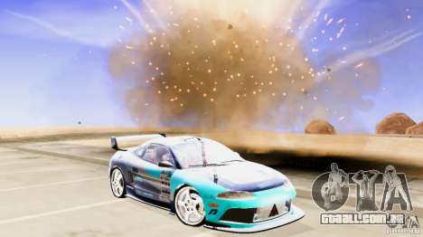 Mitsubishi Eclipse Elite para GTA San Andreas