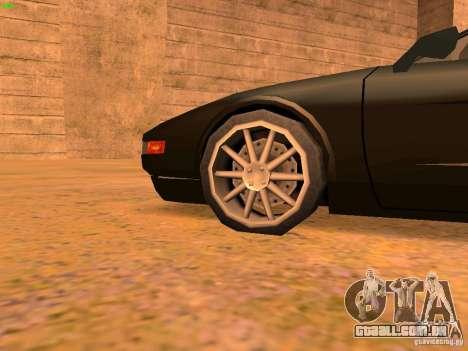 Infernus Revolution para o motor de GTA San Andreas