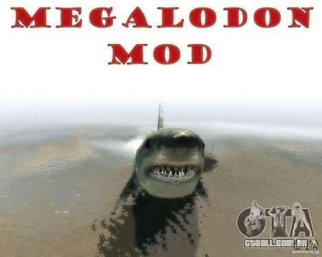 Megalodon para GTA 4