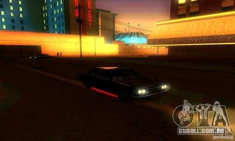 Nissan Skyline 2000-GTR para o motor de GTA San Andreas