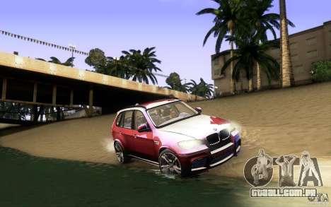 ENB Series - BM Edition v3.0 para GTA San Andreas sexta tela