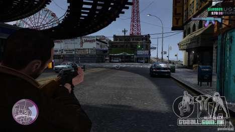 VC estilo Radar/HUD (pele 3) para GTA 4