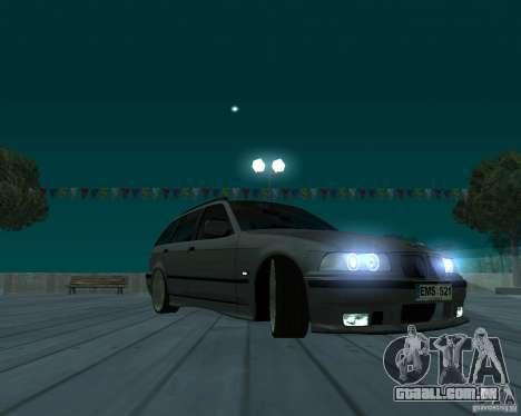 BMW E36 Touring para GTA San Andreas