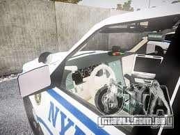 Ford Expedition Truck Enforcement para GTA 4 vista direita