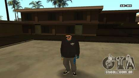 Skin Pack The Rifa para GTA San Andreas oitavo tela