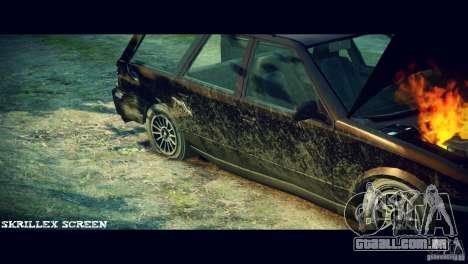 HD Dirt texture para GTA 4 por diante tela