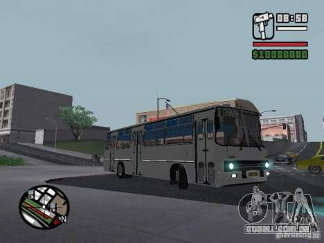 Cidade de Ikarus 266 para GTA San Andreas vista direita