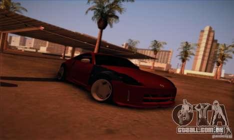 Ghetto ENBSeries para GTA San Andreas quinto tela