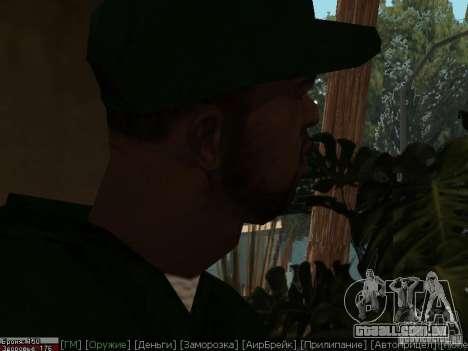Dope para GTA San Andreas por diante tela