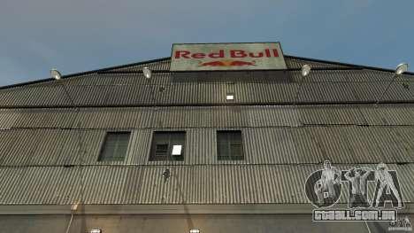 Red Bull Factory para GTA 4 terceira tela