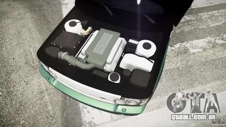 Range Rover Supercharged v1.0 para GTA 4 vista interior