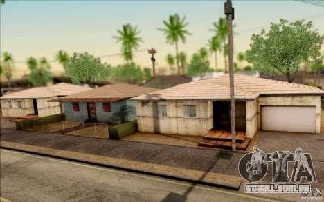 SA_DirectX 1.3 BETA para GTA San Andreas segunda tela
