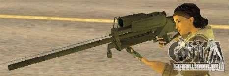 Half-Life weapon pack para GTA San Andreas segunda tela