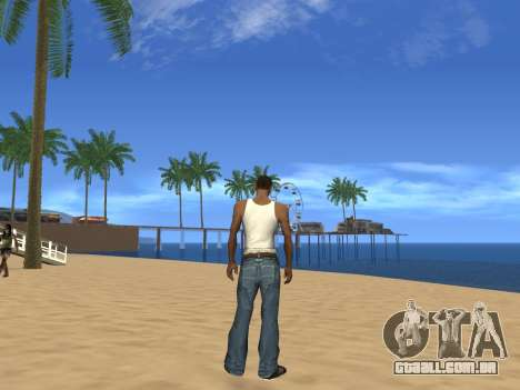 Desabilitando efeitos do calor para GTA San Andreas