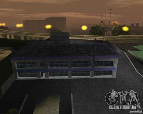 Motor Show em SF para GTA San Andreas quinto tela