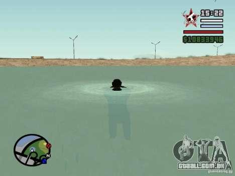 ENBSeries para GForce 5200 FX v 2.0 para GTA San Andreas por diante tela