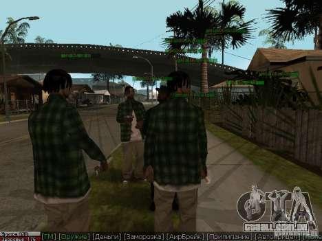 Dope para GTA San Andreas sexta tela