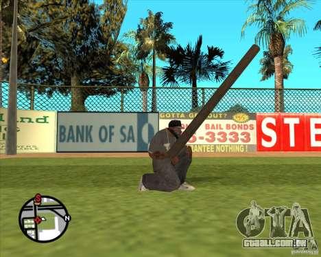 Madeira russa para GTA San Andreas
