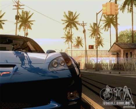 Optix ENBSeries Anamorphic Flare Edition para GTA San Andreas segunda tela