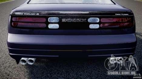 Nissan 300zx Fairlady Z32 para GTA 4 rodas