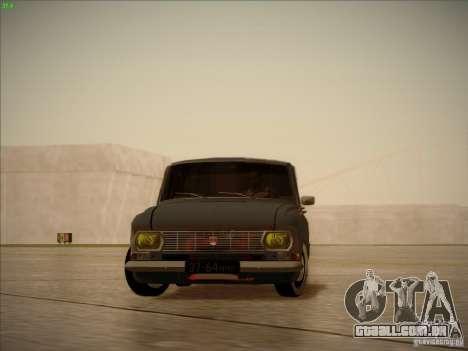 Moskvich 412 para GTA San Andreas esquerda vista