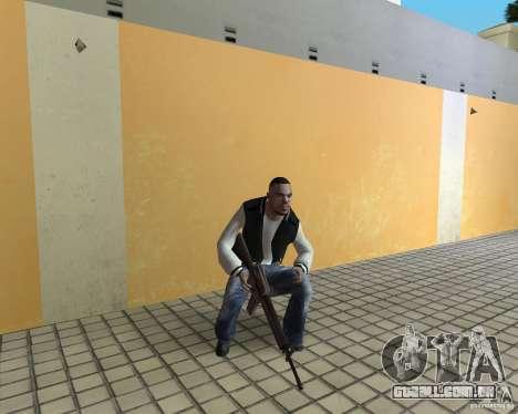 Luis Lopez para GTA Vice City quinto tela