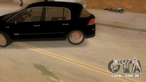 Renault Vel Satis para GTA Vice City vista direita