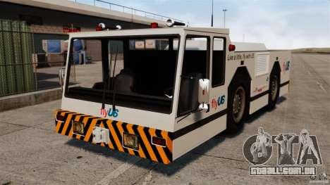 FlyUS Tugs Pack para GTA 4 traseira esquerda vista