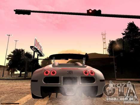 LibertySun Graphics For LowPC para GTA San Andreas segunda tela