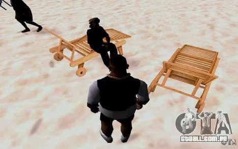Reality Beach v2 para GTA San Andreas oitavo tela