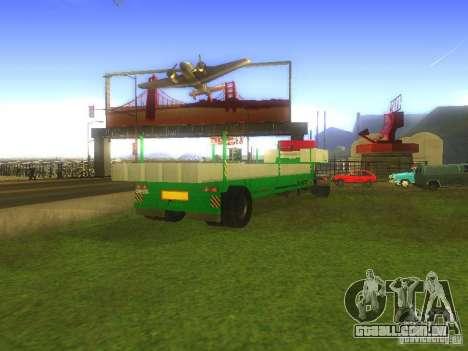 TCM trailer-993910 para GTA San Andreas
